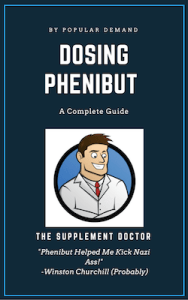 Phenibut Review: Cure Stress and Depression