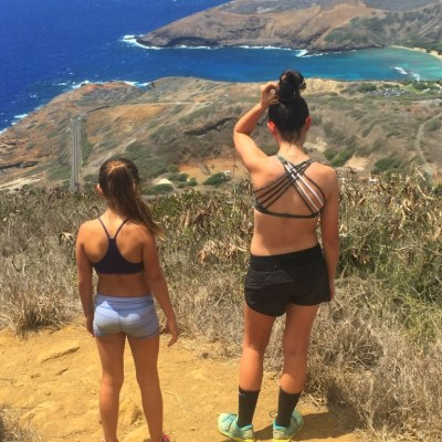 Hiking on Oahu: Koko Head Stairs