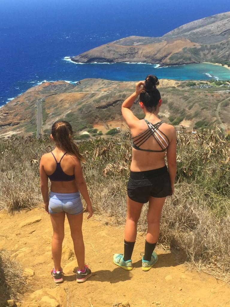 hiking koko head crater oahu