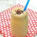 high protein high energy smoothie