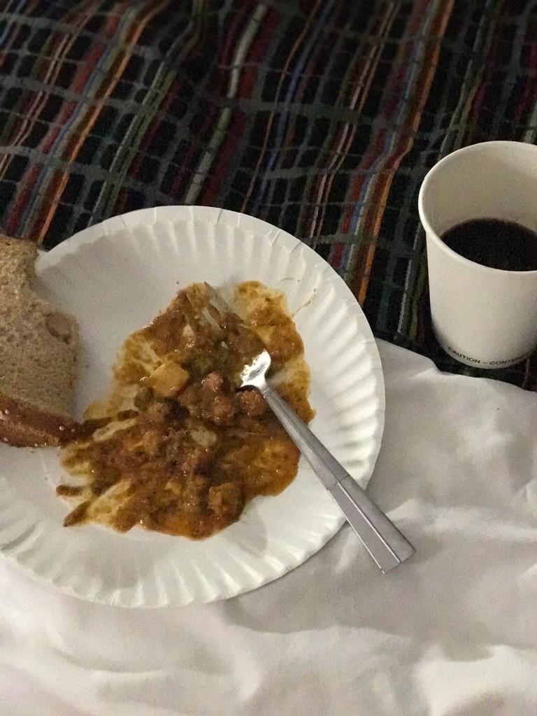 Irma Hotel Food