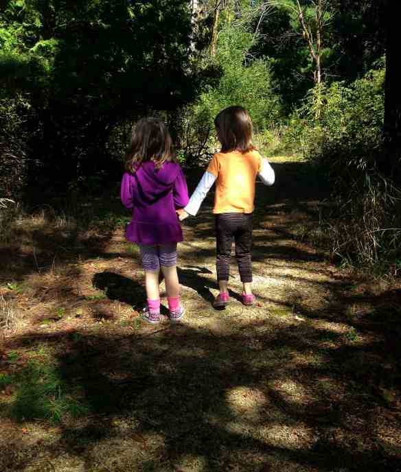 Nature walks with kids are so much more than a walk in the woods. They are a life skill kids need to know, and it teach kids about self-reliance. Click here to read more about our nature walk!