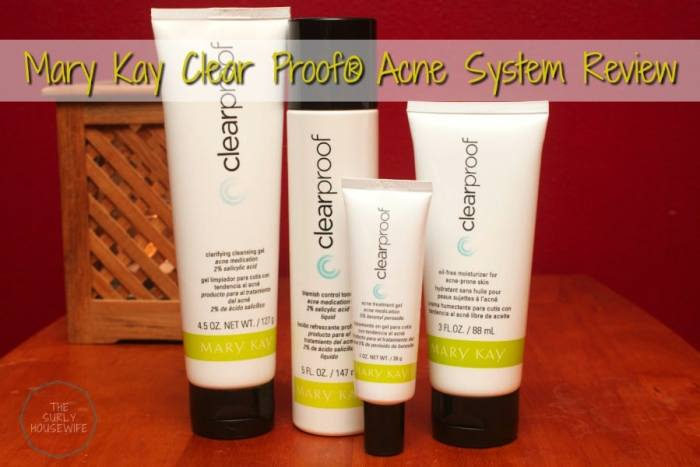 Thinking of purchasing Mary Kay Clear Proof® Acne System? Check out this post for a review and before and after results of the Clear Proof® Acne System!