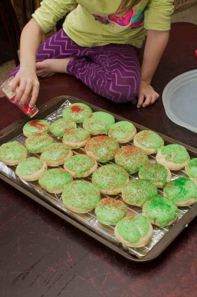 sugar cookie sprinkles