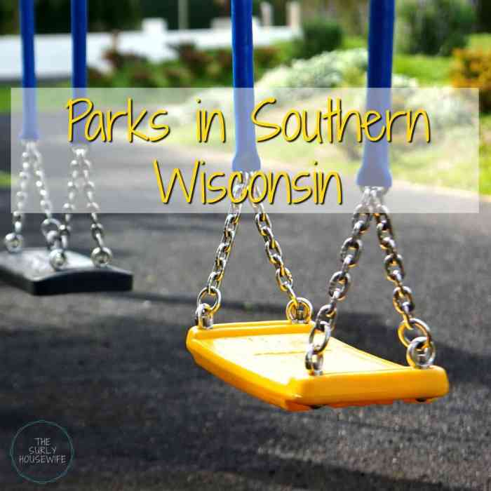 Parks In Southern Wisconsin