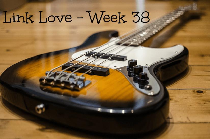 Link Love - Week 38