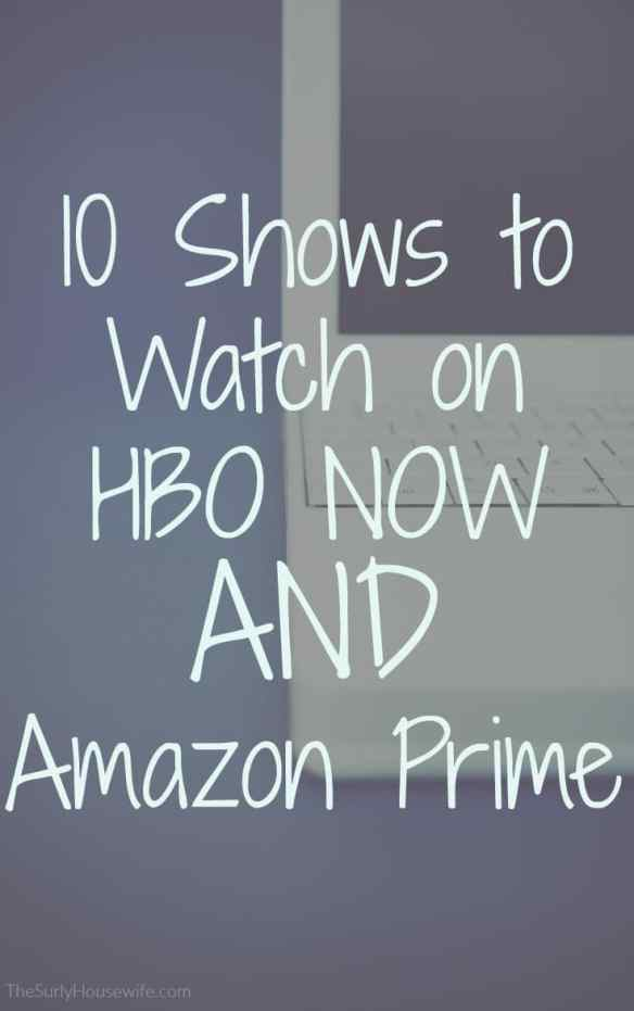 HBO NOW is a standalone streaming service. For a small price each month, you can rewatch an old favorite or find a new HBO series to binge. Don't miss the HBO shows you can watch for free with your Amazon Prime subscription!!