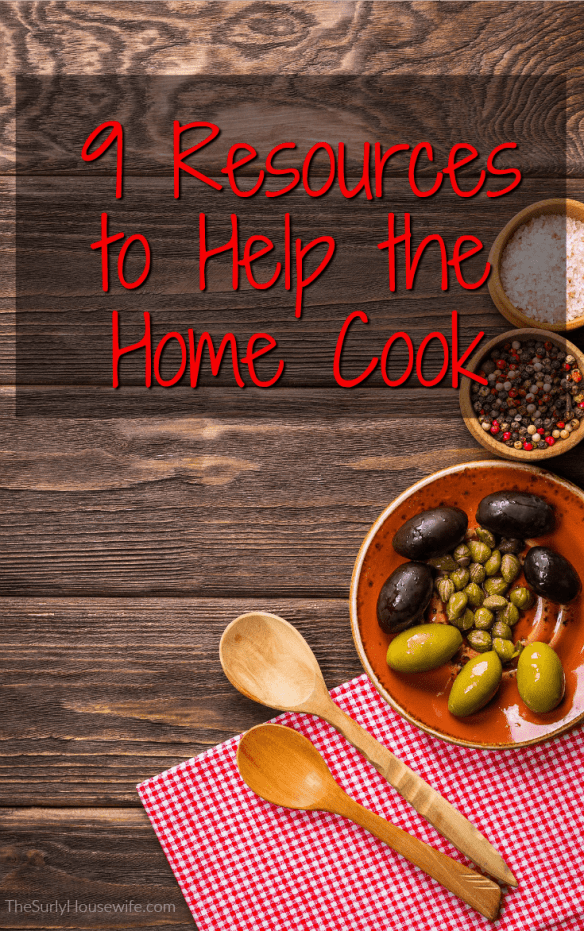 No one becomes a great home cook overnight. It takes practice and some trail and error. If you are looking for ways to become a better cook, click here!!