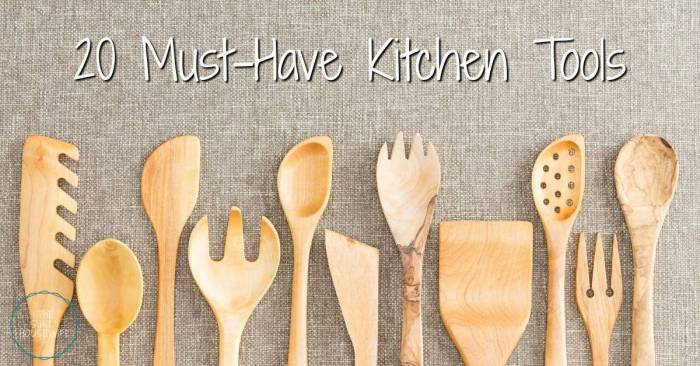 must-have kitchen tools