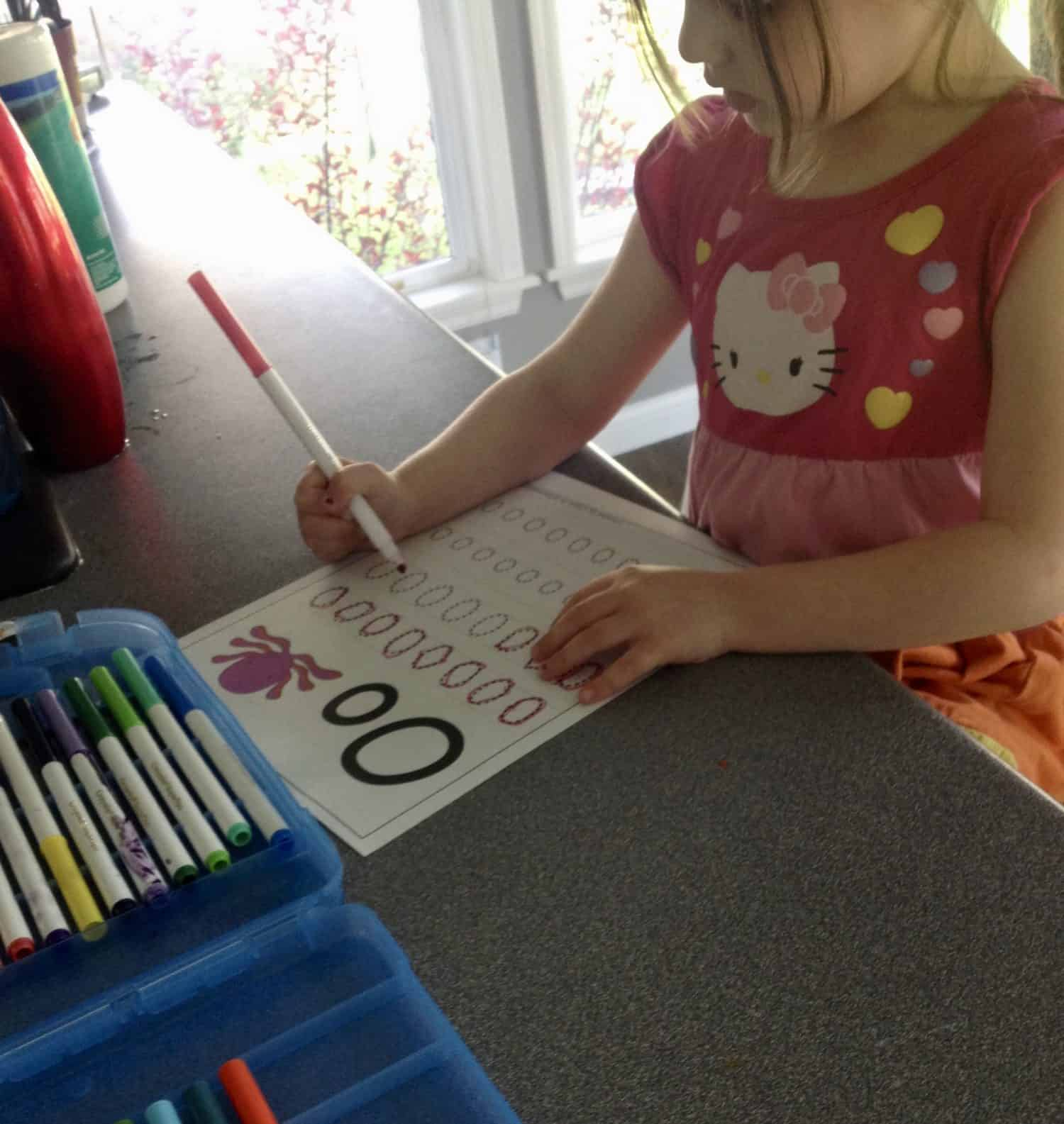 Letter O Activities And Books For Homeschoolers