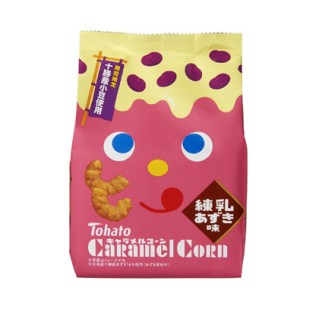 Caramel Corn Azuki. Via Seikatsu.