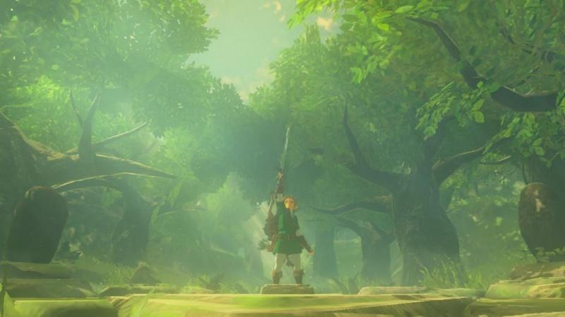 Het Master Sword keert natuurlijk wel terug.