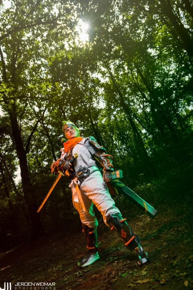 Cosplay door onbekend. Foto door Jeroen Weimar Photography.