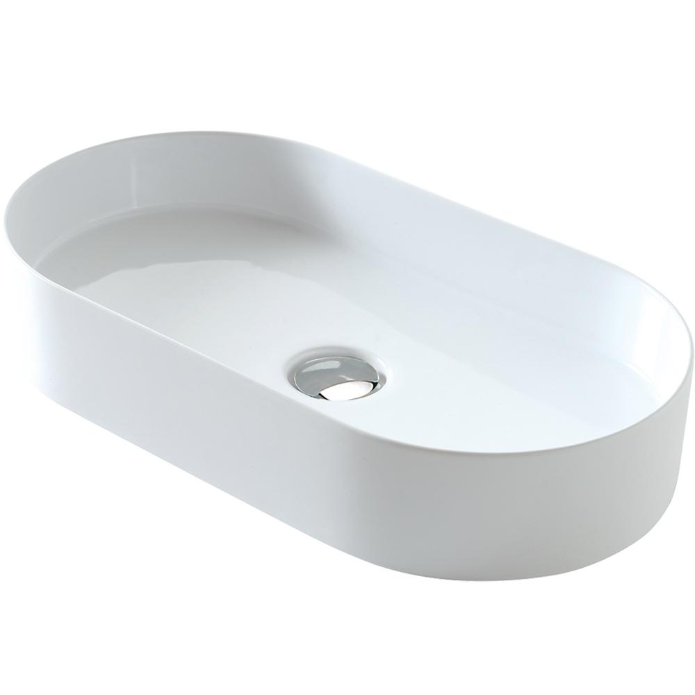 hartley oval vessel basin