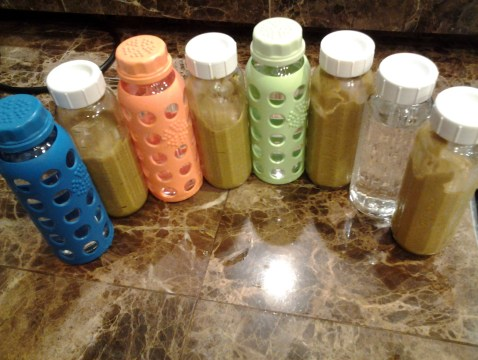 Homemade Blended Formula, Special Needs, G Tube, Blended Diet