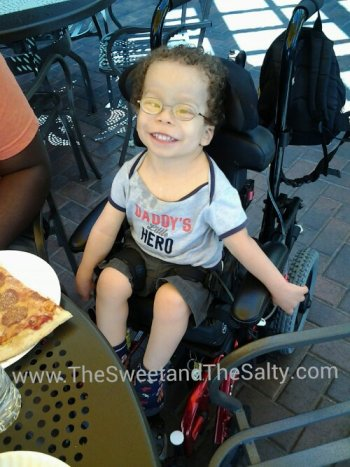 special needs blog, Jesus Heals