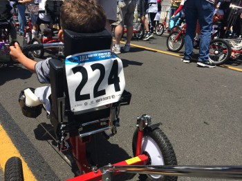 How our son got an adaptive bike through our local Ambucs chapter. Learn about going to a Bike Fitting Day and find your local chapter.