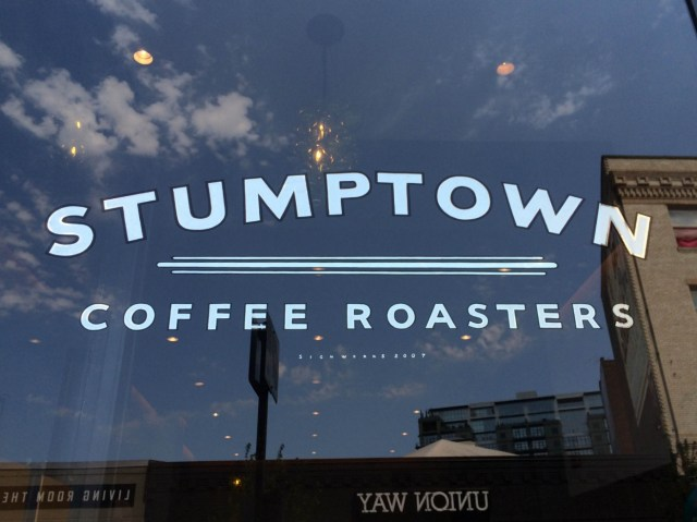 Stumptown Coffee Roasters, Portland, Oregon