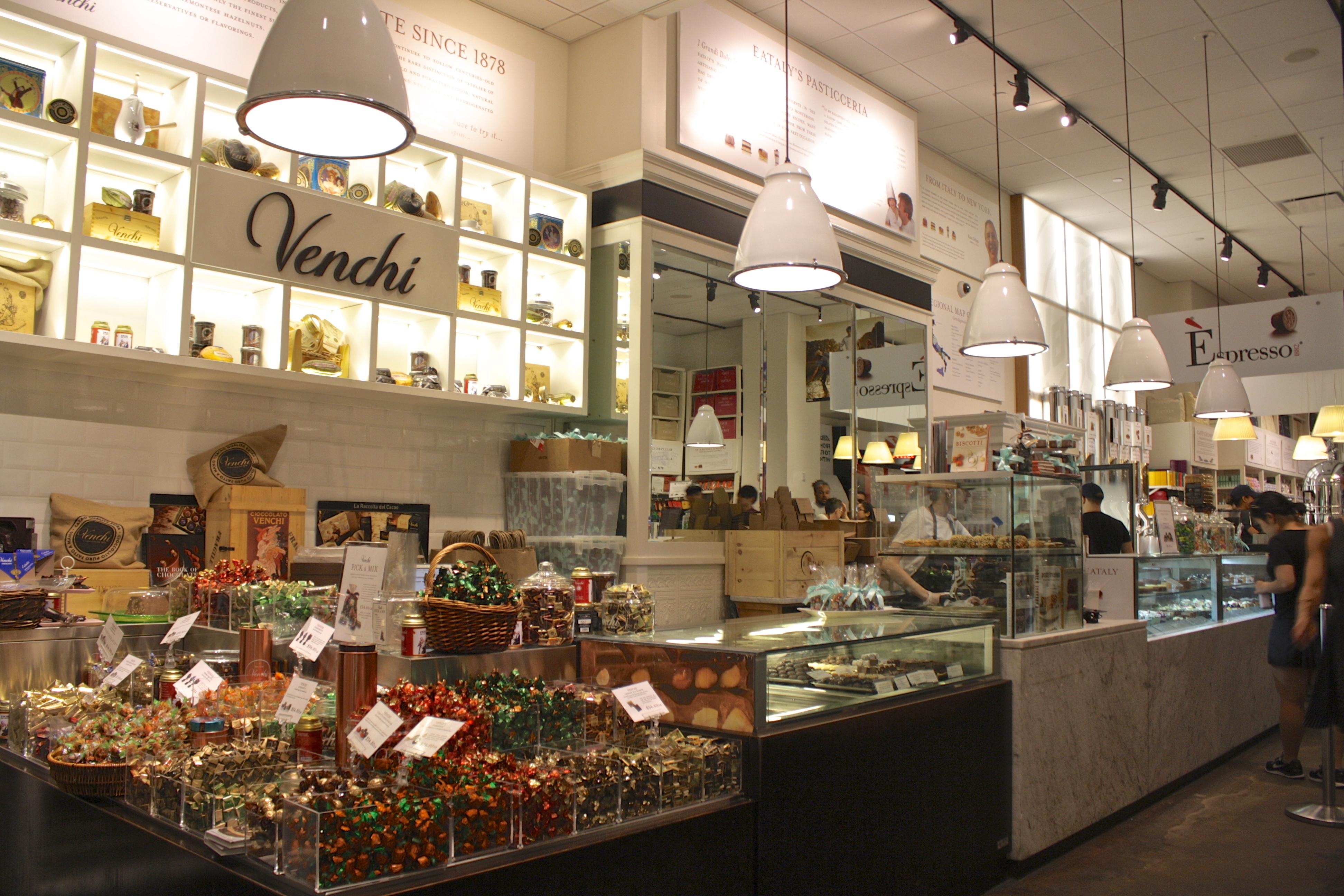 Eataly NYC: Gourmet Italian Food in the Flatiron