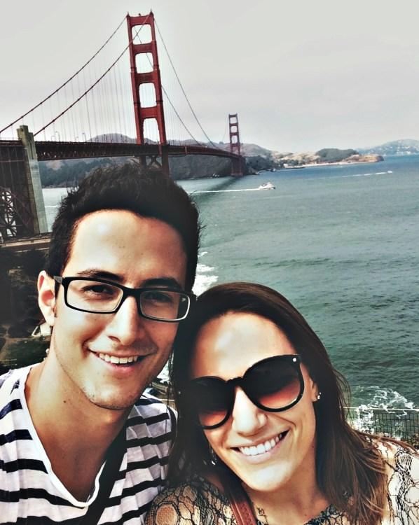 Golden Gate Bridge reunions