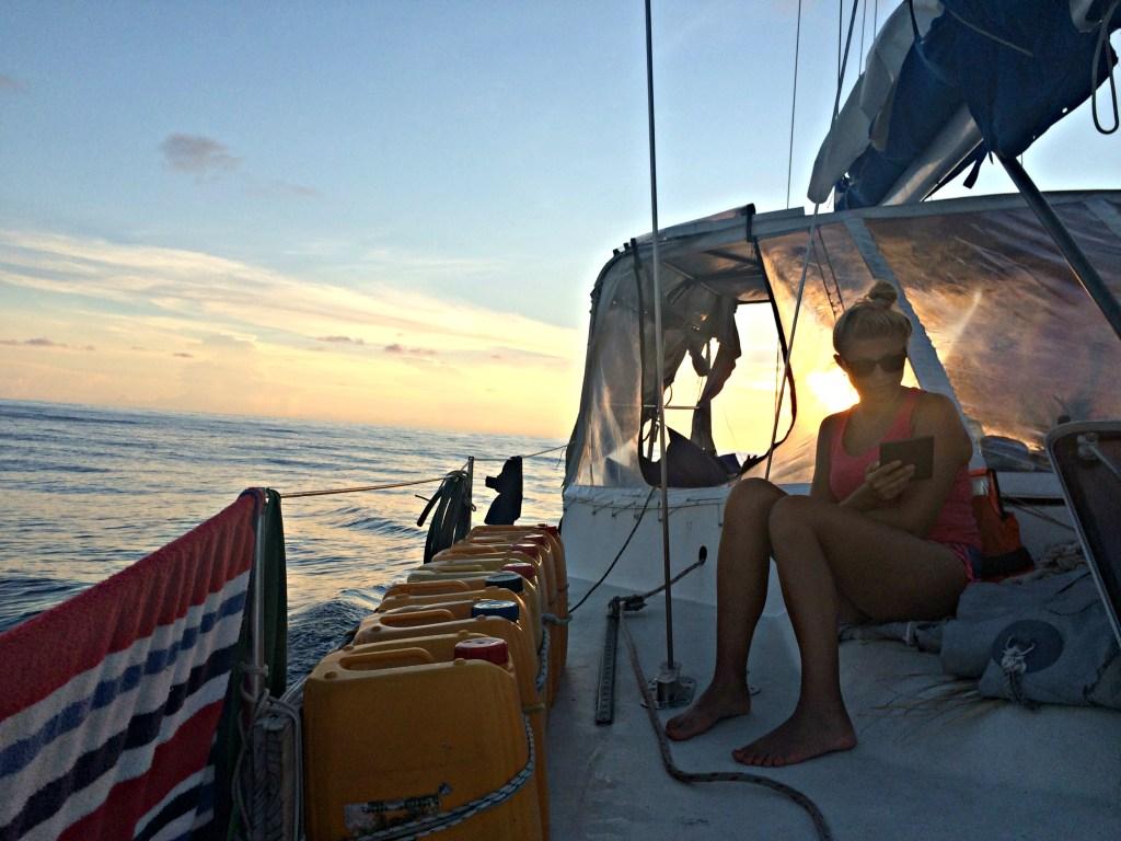Panama to Colombia via the San Blas Islands