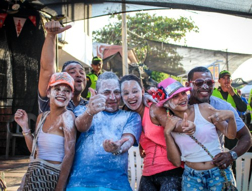 The Ten Commandments of Carnaval de Barranquilla