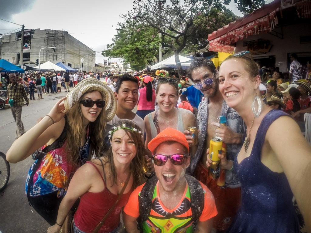 Carnival, Barranquilla, Colombia 2015