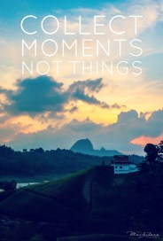 Collect Moments Quote The Sweetest Way