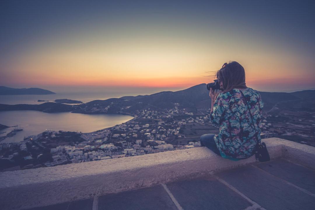 Ios, Greece. Photo by travelFREAK