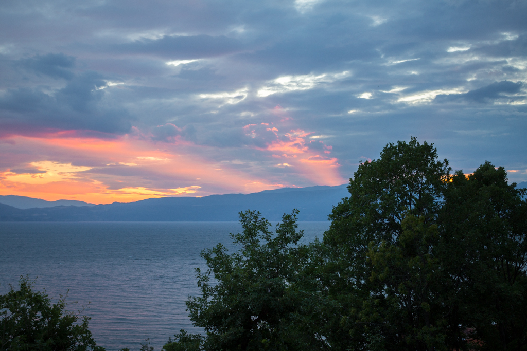 Robinson Sunset House, Lake Ohrid, Macedonia