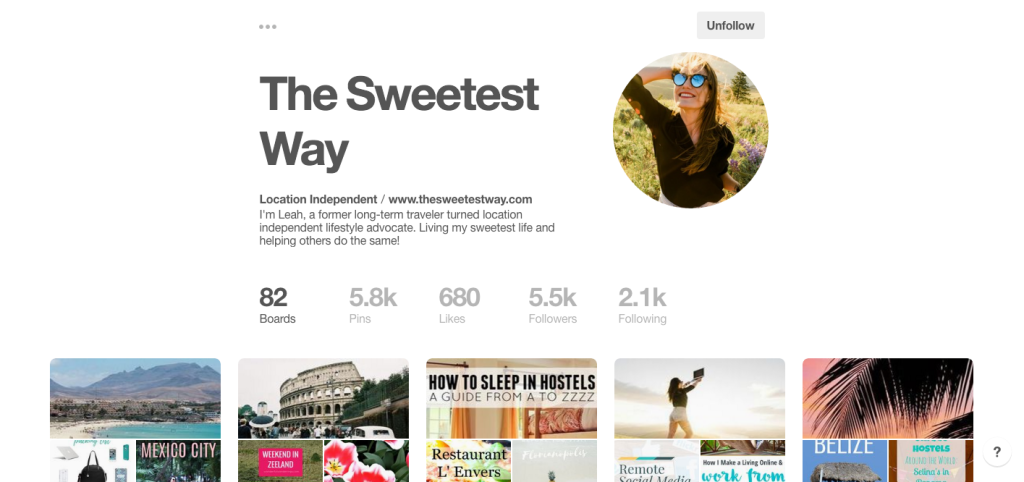 The Sweetest Way on Pinterest