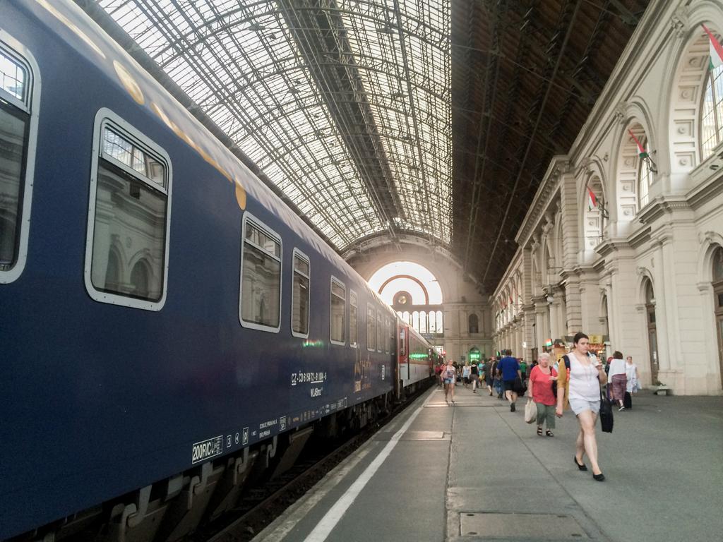 Keleti Station, Budapest, Hungary