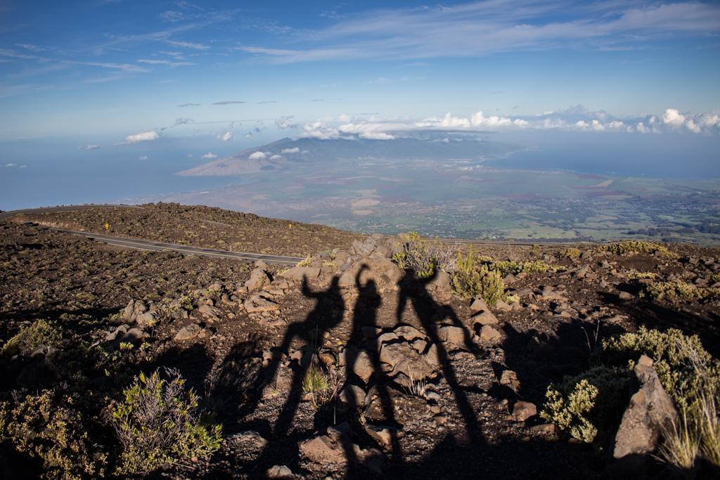 Sunrise at Haleakala, Maui