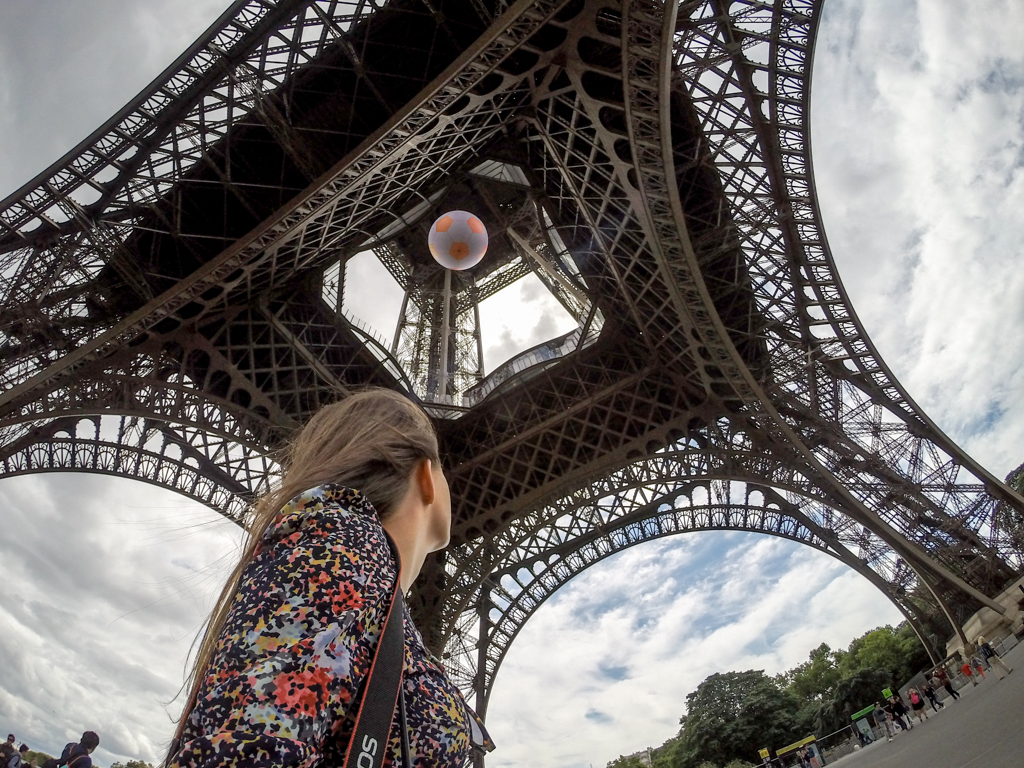 GoPro travel photo from Paris, France