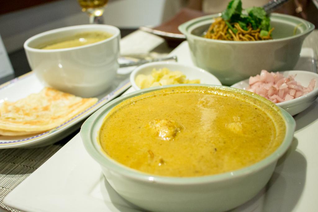 Amari Watergate Bangkok, Thai on 4 Restaurant
