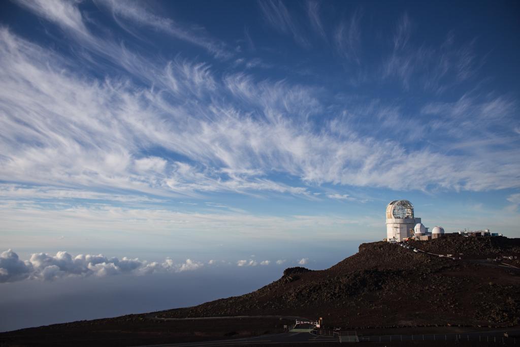 Summiting Haleakala Crater for Sunrise