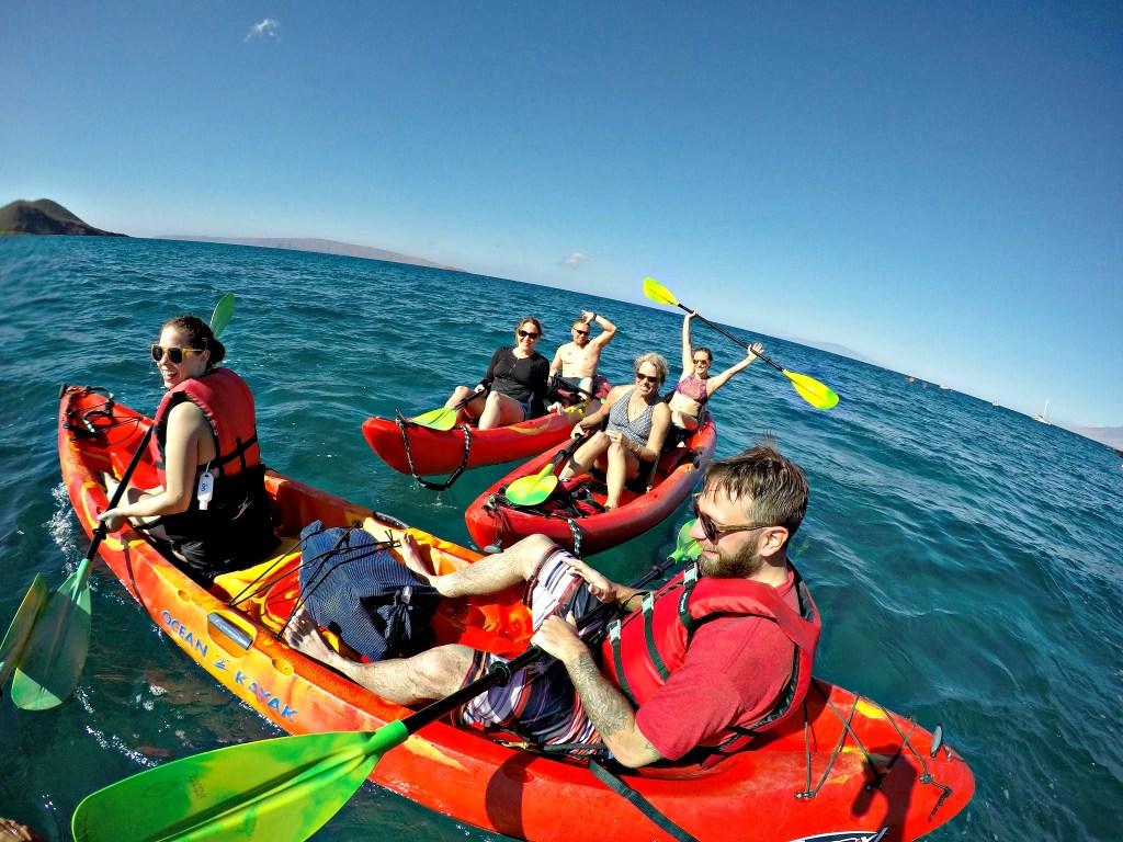 Maui Kayak Adventures Makena Turtle Town