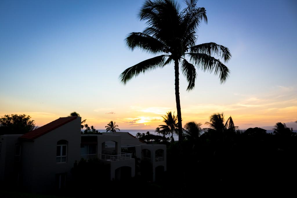 Wailea Sunset, Maui