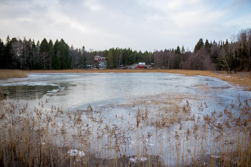 Sweden in Winter: Hudiksvall