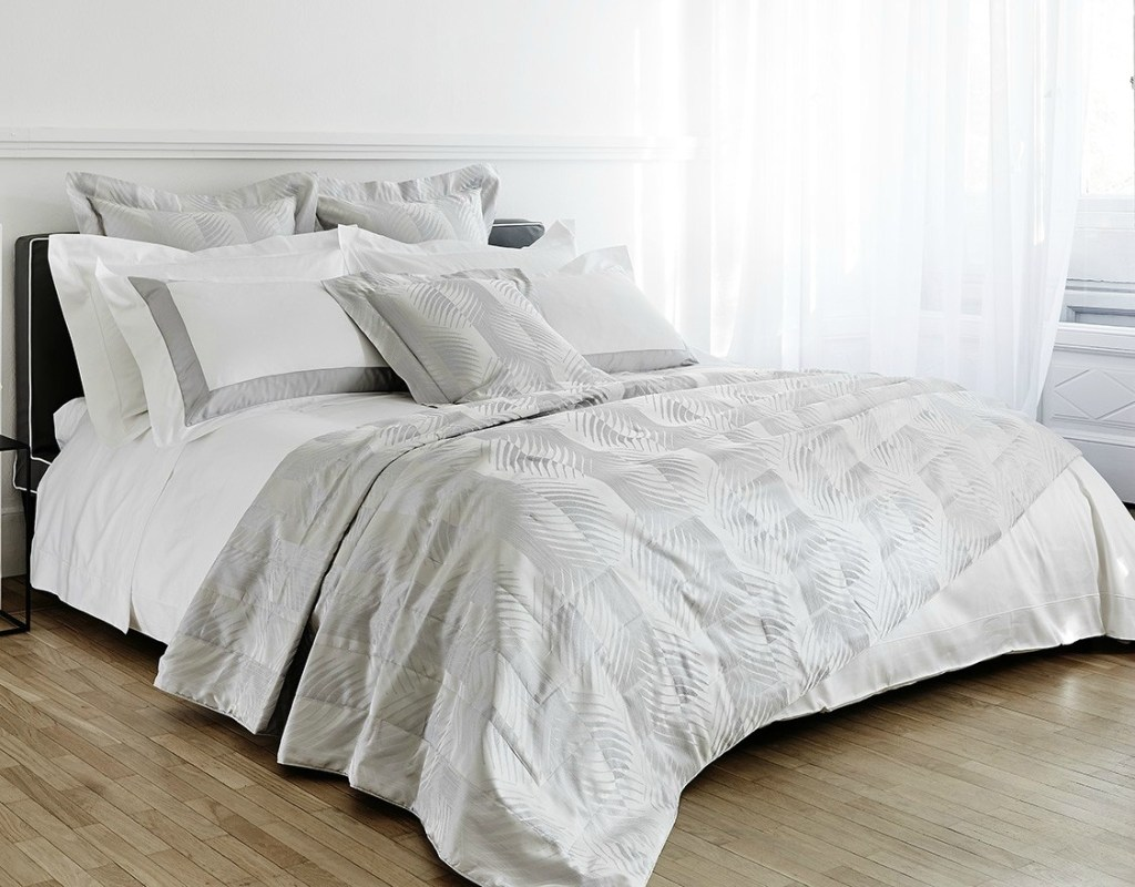 Luxury Feel at Home | Frette Linens