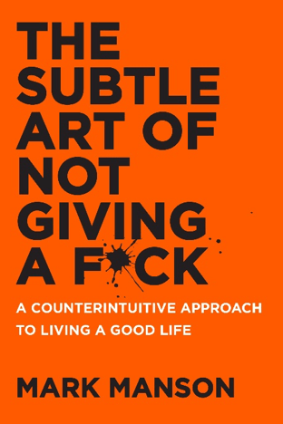 Mark Manson's new book, The Subtle Art of Not Giving a F*ck, is now available! See what Mark had to say about it and why you should buy your copy ASAP.
