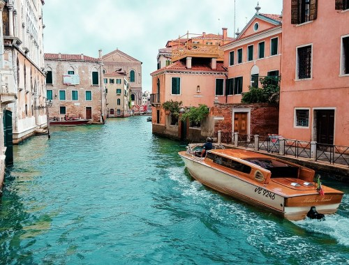 Where to Travel in 2017: Venice, Italy