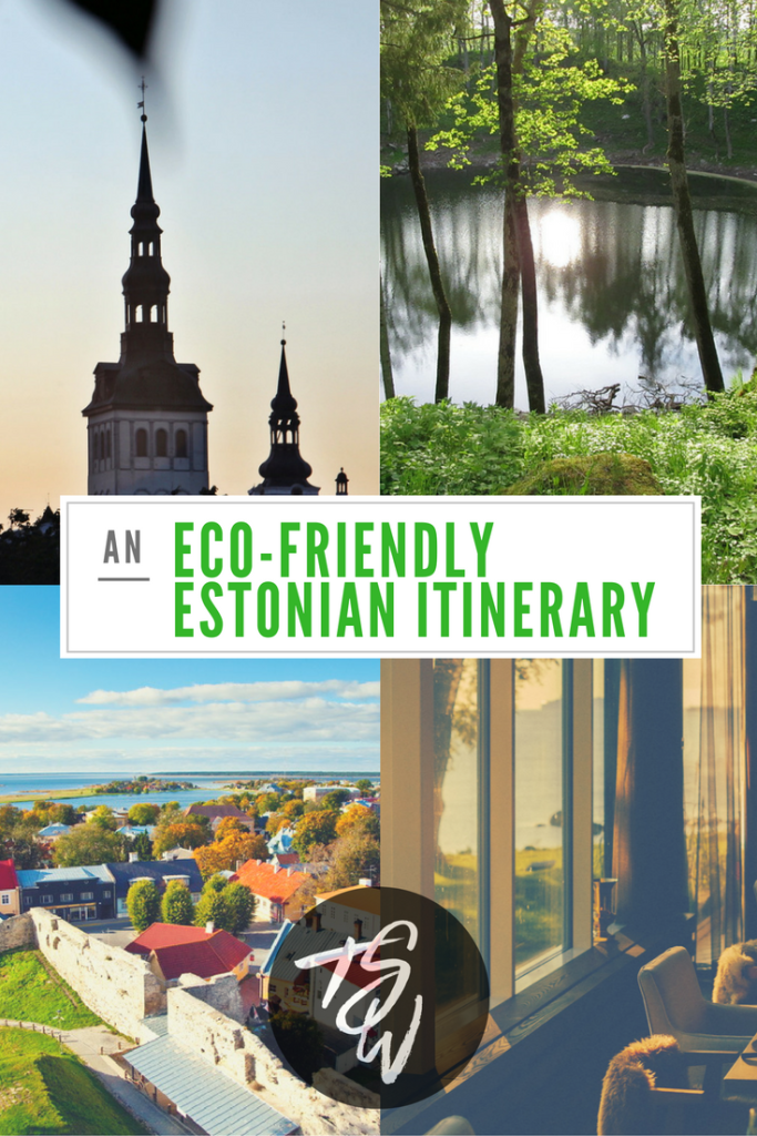 If I could design the perfect eco-friendly Estonian travel itinerary, this is what it would look like!  MUST GO HERE!!