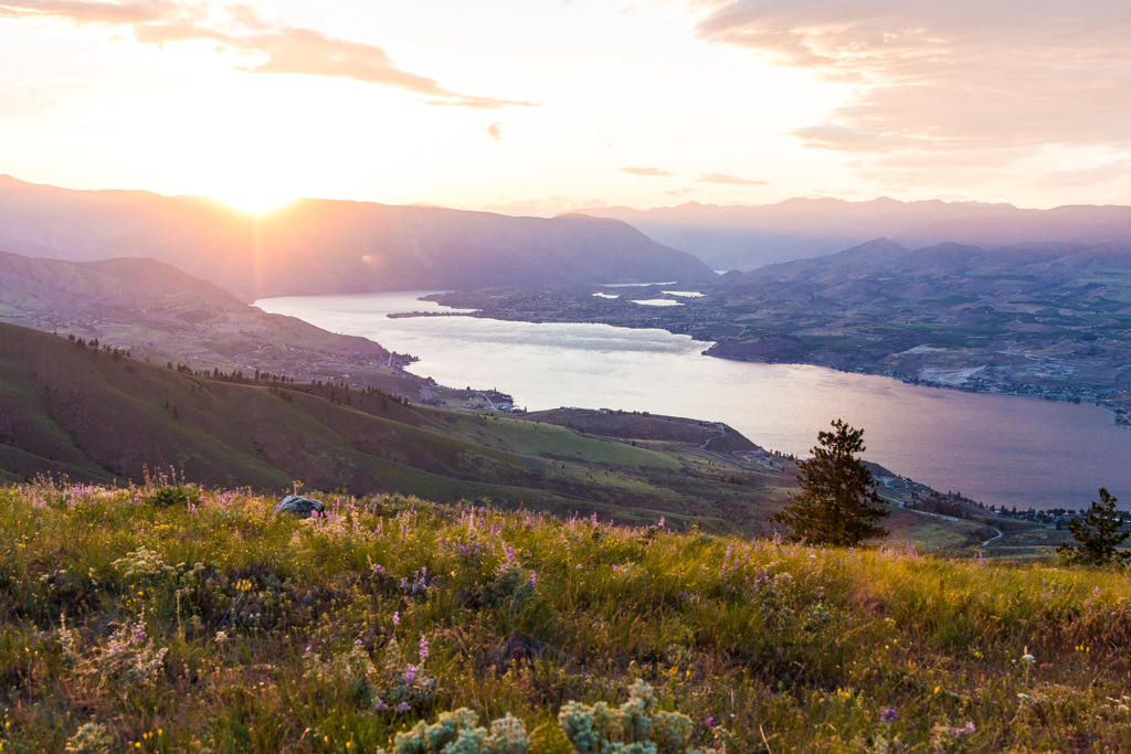Lake Chelan, Washington