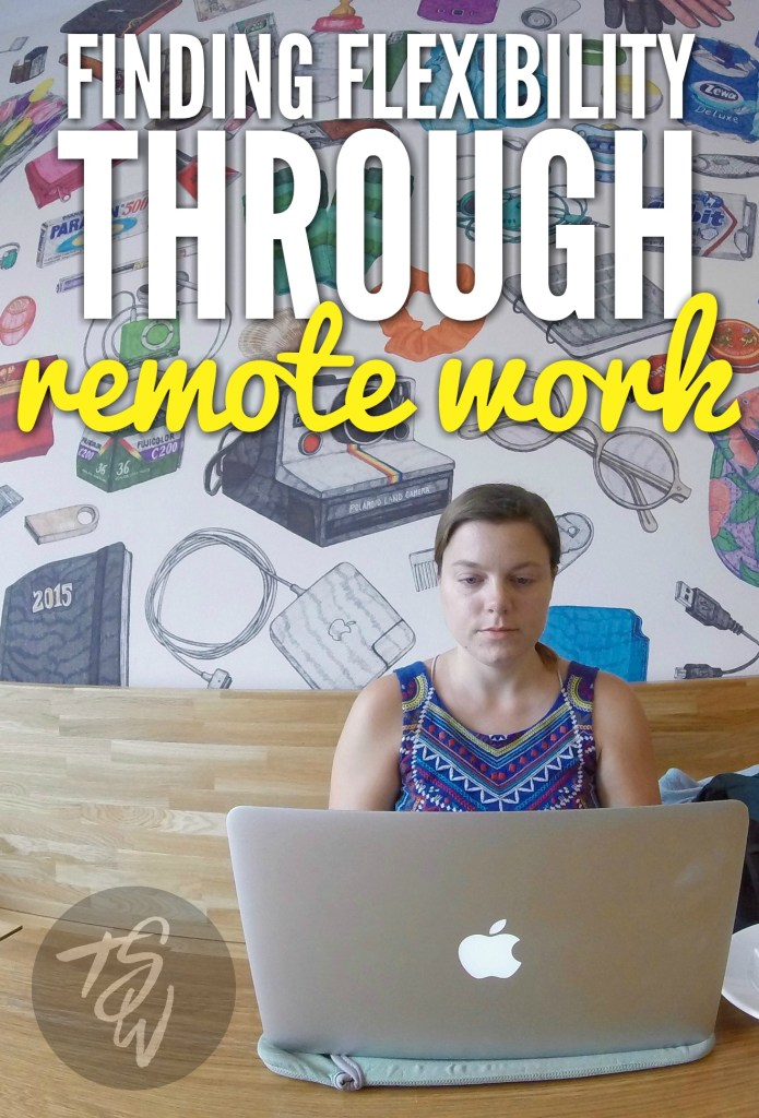 Remote work provides the ultimate flexibility. Travel the world at your leisure and set your own work schedule! Find out how in this interview.