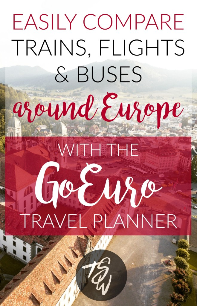 Easily compare trains, flights and buses around Europe in one convenient app with the GoEuro Travel Planner