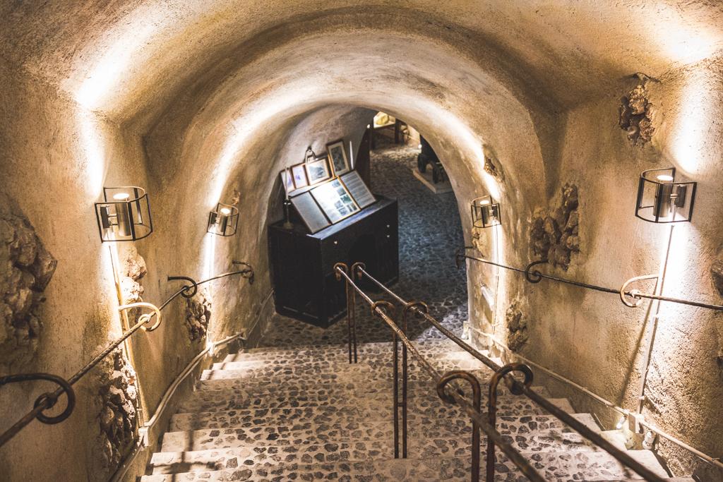 The Santorini Wine Museum