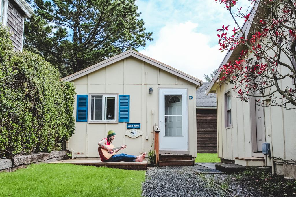 Airbnb in Cannon Beach, Oregon