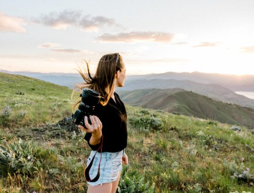 Trendy and stylish camera bags for the traveling photographer