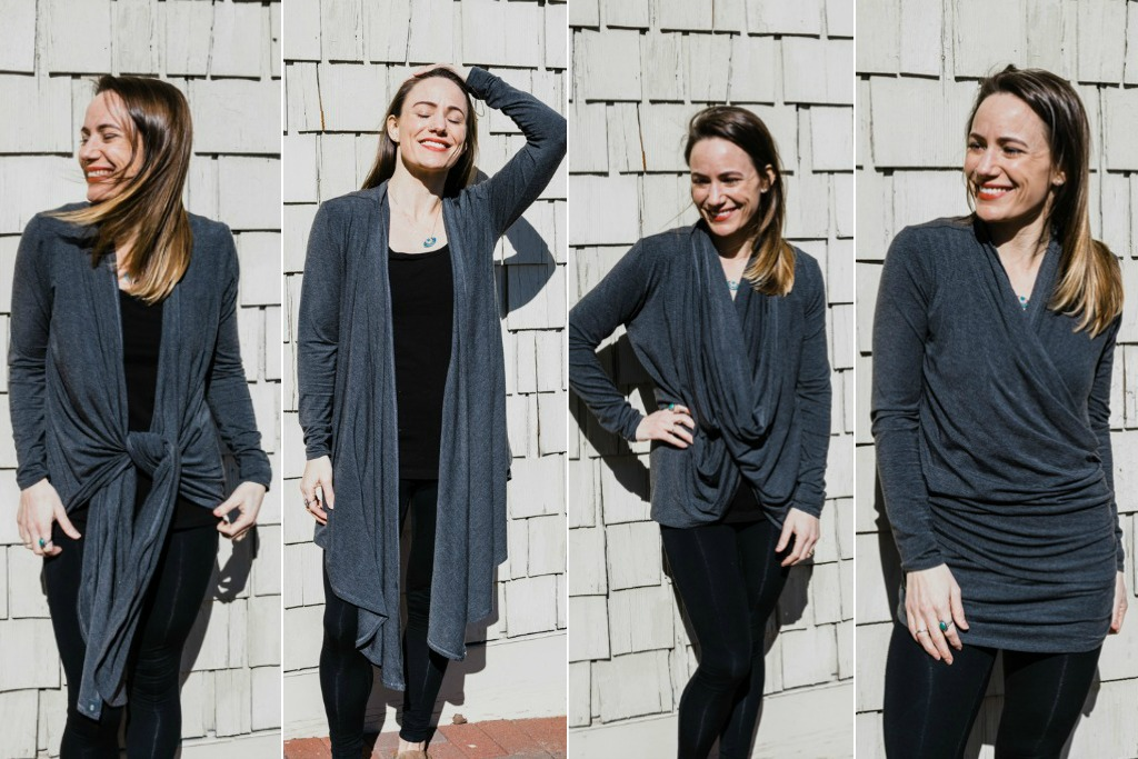 How to Style the Everyday Twist Top from Encircled